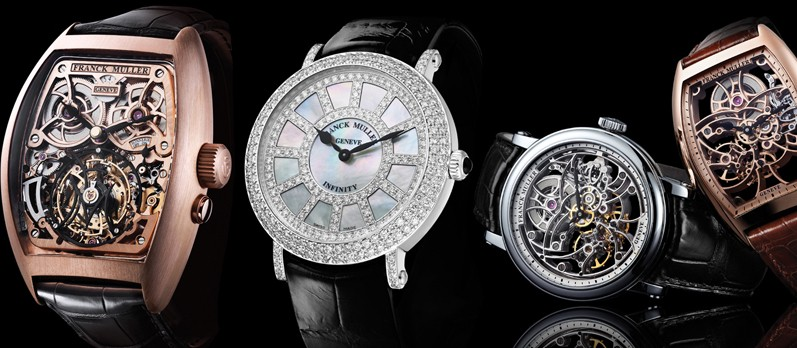 Franck Muller Replica Watches